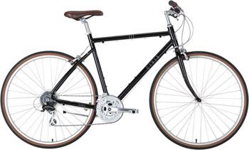 Civia Venue Bike: 3x8 Black SM