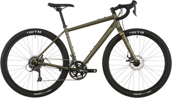 Salsa Journeyman 650 Claris Bike 50cm Dark Olive