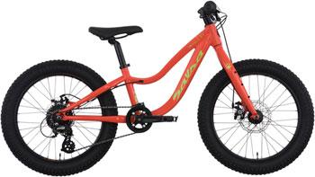 Salsa Timberjack 20 Bike Orange