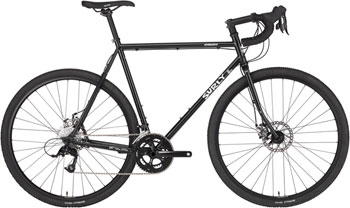 Surly Straggler 650b Complete Bike 38cm Gloss Black
