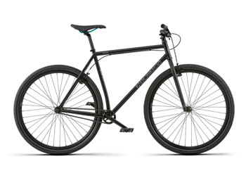 Radio Divide 700c 2019 Complete Urban Bike Small Matte Black