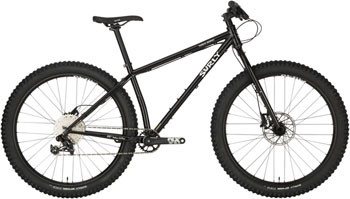 Surly Karate Monkey 27.5+ Bike Small Hi-Viz Black