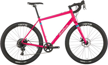 Salsa Journeyman Apex 650b Bike 50cm Pink
