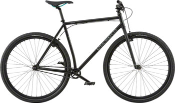 Radio Divide 700c 2018 Complete Urban Bike Small Matte Black