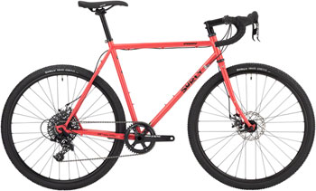Surly Straggler 650b Complete Bike 50cm Salmon Candy Red