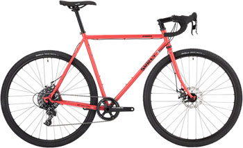 Surly Straggler 700c Complete Bike 62cm Salmon Candy Red