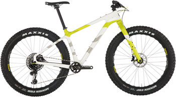 Salsa Beargrease Carbon GX Eagle Bike LG White