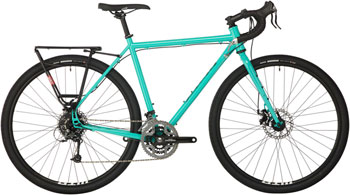 Salsa Marrakesh Deore Bike 50cm Blue