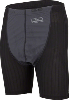 Craft Active Extreme 2.0 Men's Wind Stopper Boxer: Black LG