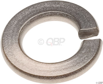 M6 Stainless Lock Washer: Bag/20