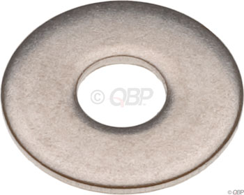 M5 Stainless Flat Washer, Large O.D. Bag/20