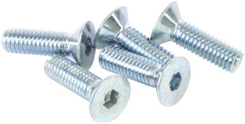 Wheels Manufacturing M5 x 16mm Button Head Cap Screw Stainless Steel Bottle//50