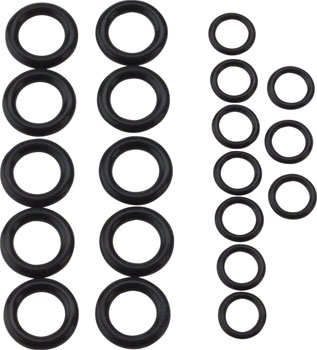 Avid/SRAM Fitting and Coupling O-Rings for Pro Bleed Syringe Bag of 10