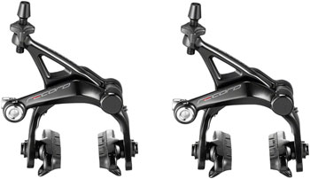 Campagnolo Record Brakeset, Dual Pivot Front and Rear, Black
