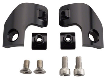 Problem Solvers MisMatch 2.2 Adaptor, mates SRAM Brakes to Shimano I- Spec II Compatible Shifters