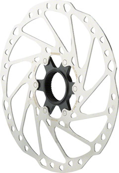 Shimano Deore RT64L 203mm Centerlock Disc Brake Rotor