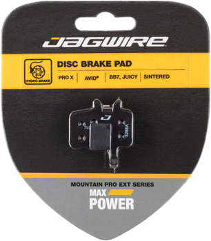 Jagwire Mountain Pro Extreme Sintered Disc Brake Pads for Avid BB7, All Juicy Models