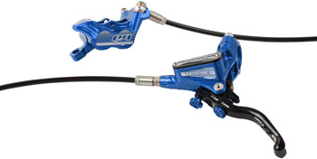 Hope Tech 3 E4 Front Brake Blue