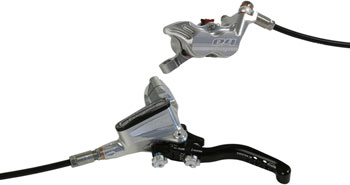 Hope Tech 3 E4 Front Brake Silver