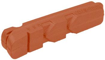 Kool-Stop Dura-Ace/Ultegra Replacement Brake Pad Inserts Salmon Compound
