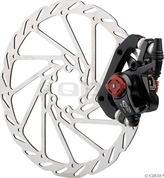 Avid BB7 MTB 180mm G2 Rotor Graphite Front/Rear