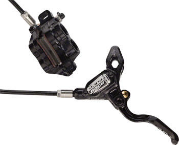 Hope Race Evo E4 Front Brake Stealth Black Disc Caliper and Lever
