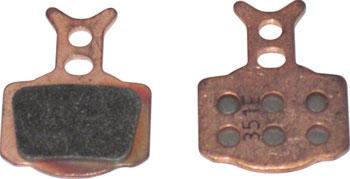 Formula Sintered Metallic Disc Brake Pads: Pair