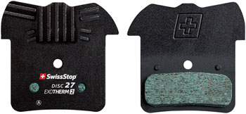 SwissStop EXOTherm2 Disc Brake Pad Set Disc 32 for SRAM Road Level Ultimate//TLM