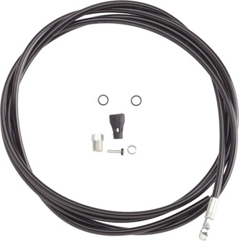Formula R1/One/RX/RO Hose Kit Black