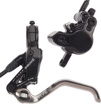 Hayes Prime Comp Disc Brake Front Caliper and Lever, Black