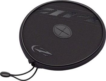Zipp Disc Brake Rotor Protector: For 140mm Rotors, 1 Piece, Black