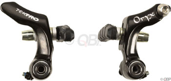 Tektro Oryx Front or Rear Cantilever Brake with Standard Pad, Black