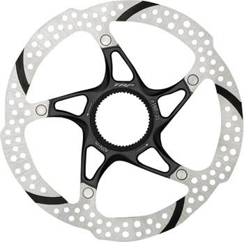 TRP 25-180mm Heat Dispersion Centerlock Rotor: 2 Piece