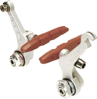 Paul Component Engineering Touring Cantilever Brake Silver