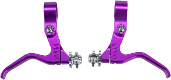 Paul Component Engineering Love Lever Compact Brake Levers, Purple