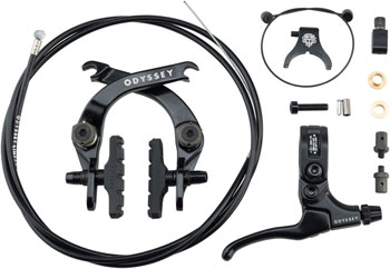 Odyssey Evo2.5 U-Brake Kit Black