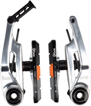 BOX One V-brakes 85mm Silver