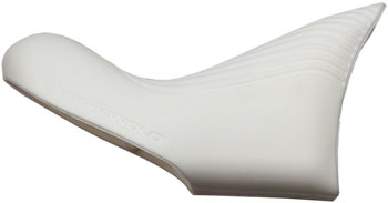 Campagnolo Power-Shift Lever Hoods, White, Pair