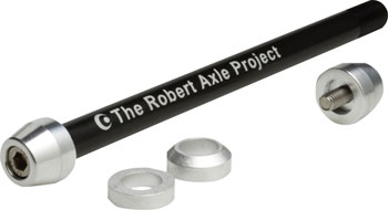 Robert Axle Project Resistance Trainer 12mm Thru Axle, Length: 152 or 167mm Thread: 1.0mm