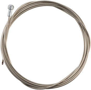 Jagwire Elite Ultra-Slick Brake Cable 1.5x2000mm Polished Slick Campagnolo