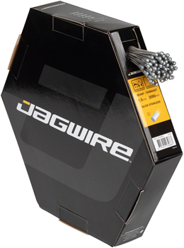 Jagwire Sport Brake Cable 1.5x2000mm Slick Stainless SRAM/Shimano Road, Box of 100
