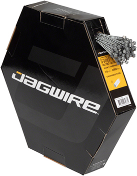 Jagwire Brake Cable Basics 1.6x2000mm Galvanized SRAM/Shimano MTB, Box of 100