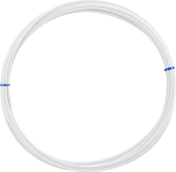 Shimano SP41 Derailleur Housing 4mm x 33' White w/o End Caps