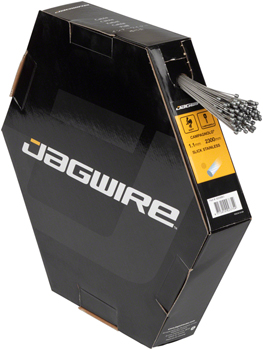 Jagwire Sport Shift Cable Slick Stainless 1.1x3100mm SRAM//Shimano//Campagnolo