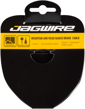 Jagwire Basics Galvanized Brake Cable 1.6x1700mm SRAM/Shimano Mountain/Road
