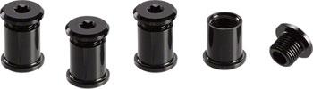 e*thirteen 11mm Hardware for Supercharger Bashguard, Black