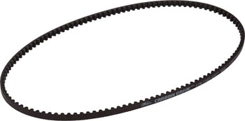 Gates Carbon Drive CDX CenterTrack Belt 111 tooth Black / Black