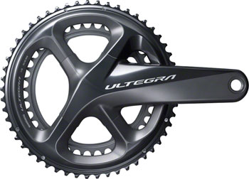 Shimano Ultegra R8000 11-Speed 170mm 39/53t Crankset, Bottom Bracket not Included