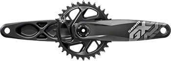 SRAM GX Eagle Boost Crankset - 175mm, 12-Speed, 32t, Direct Mount, DUB Spindle Interface, Black