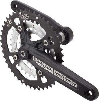Race Face Ride Crankset: 24/32/42 10spd 175mm, Black